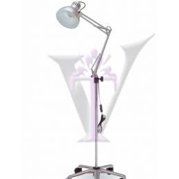 Lámpara orientable